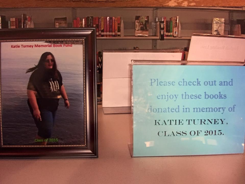 Katie's Memorial Plaque