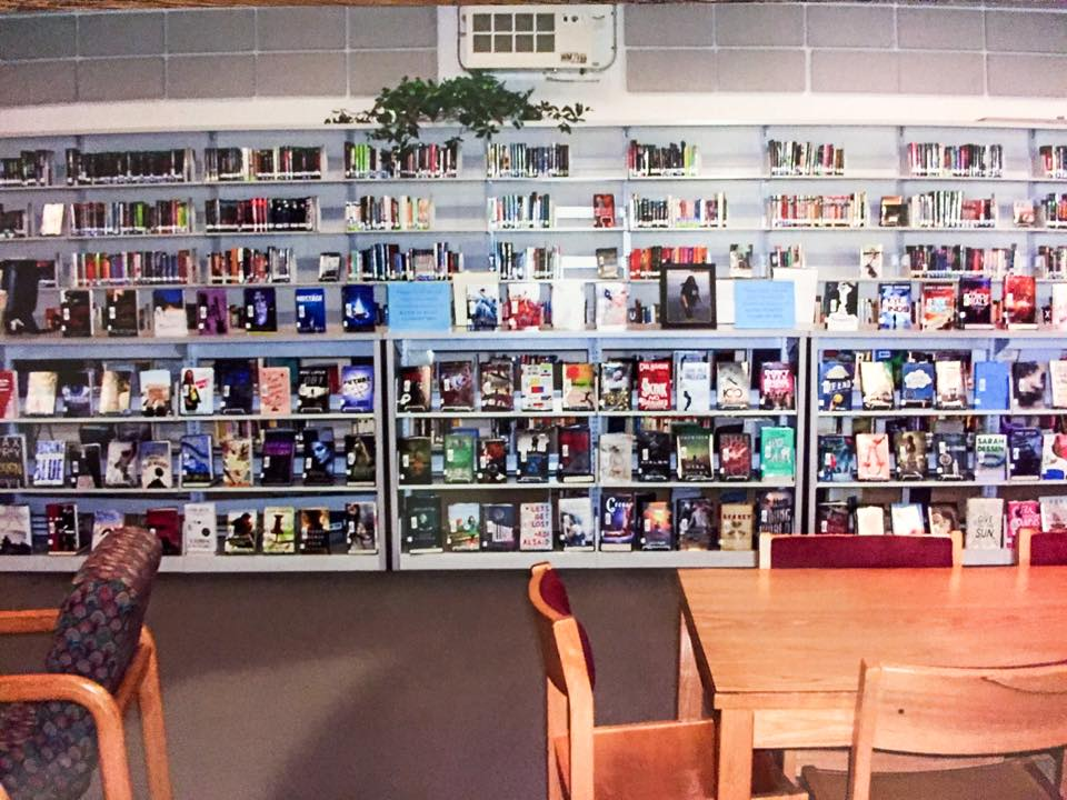 Katie's Book Section
